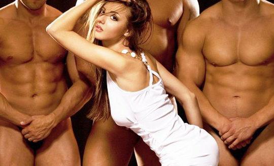 Эротический массаж для дам